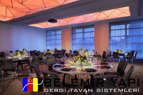 Antalya Gergi Tavan Modelleri