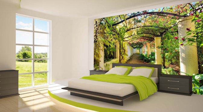 Yatak Odası Gergi Tavan Modelleri