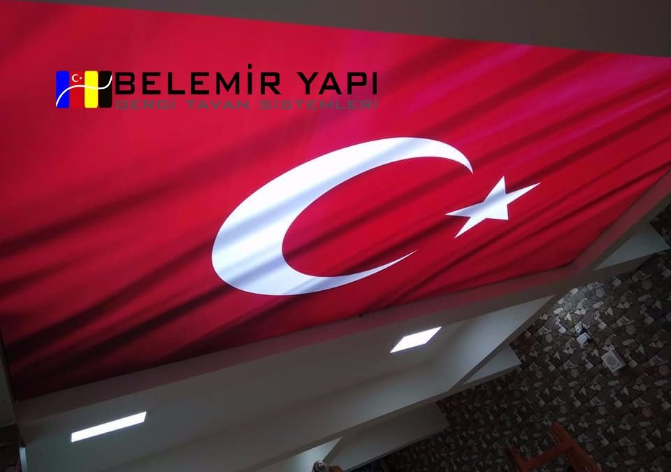 Ankara Gergi Tavan Modelleri